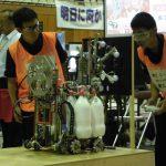 RoBoCoN in信州 キャリーロボット競技で岡工全国大会へ!