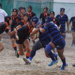 岡工祭で元同窓会理事 小山秀樹さんの追悼試合