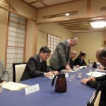 令和元年度第2回理事会で110周年実行委員会業務分担決まる
