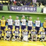 岡工バレー部 令和元年度高校新人大会で13年ぶりの優勝