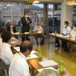 岡工創立110周年記念事業 第一回実行委員会開催