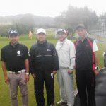 第24回SBC長野県高校OB対抗ゴルフ大会に参加